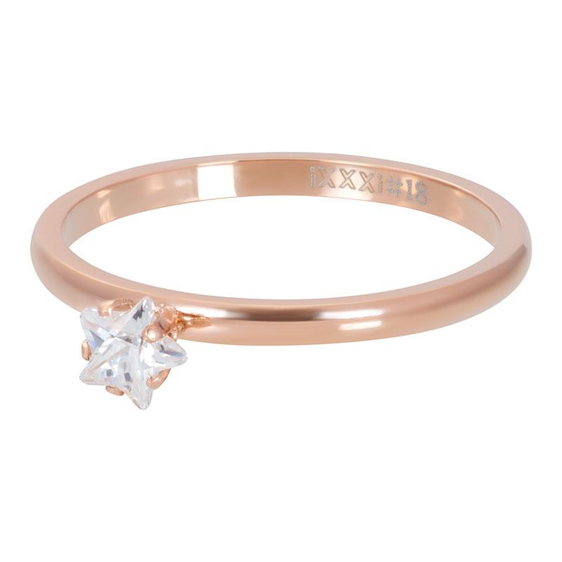 iXXXi Vulring 2 mm Star Crystal Stone Rosé