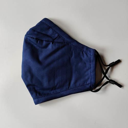 Mondkapje Donkerblauw