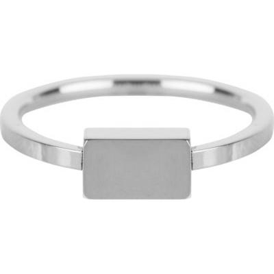 Charmin*s Ring Block Shiny Steel R611