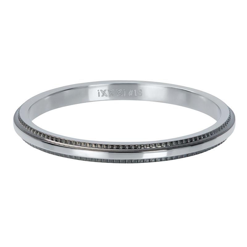iXXXi Vulring 2 mm Double Gear Zilver/Zwart