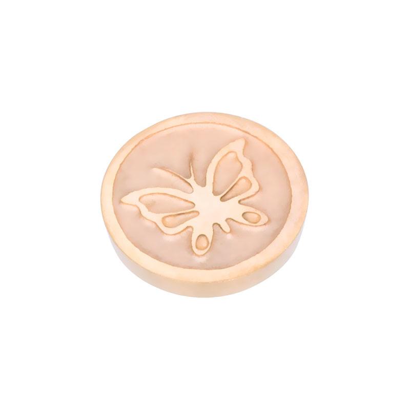 Top Part Butterfly Rosé