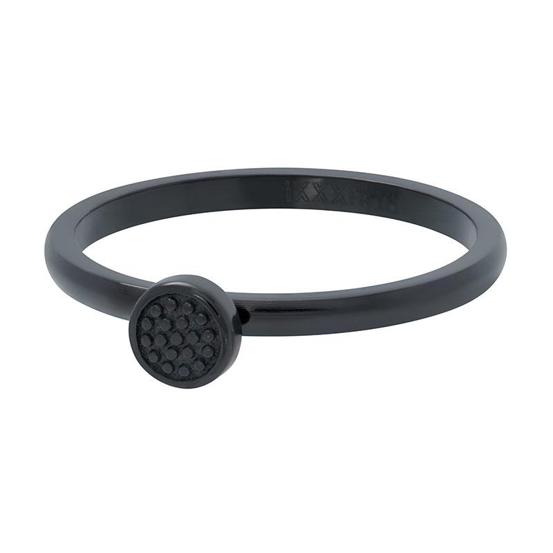 iXXXi Vulring 2 mm Pin-cushion Zwart