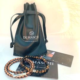 Black & Cognac set