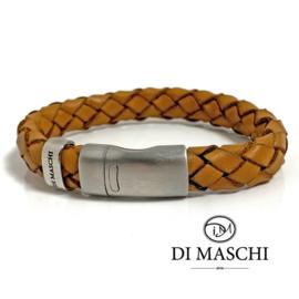 Lusso cognac basic armband