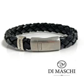 Lusso black basic armband
