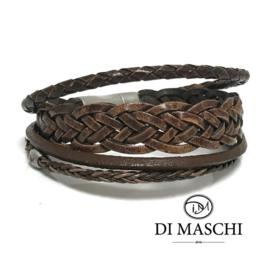 Molto Marrone armband