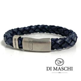 Lusso blue basic armband