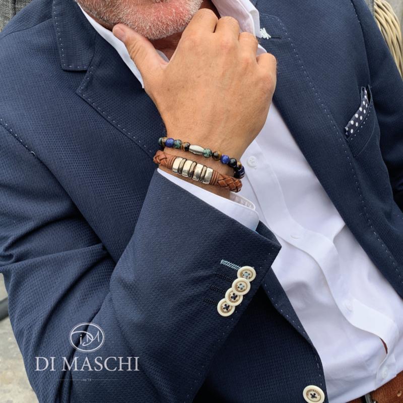 Cognac armband set