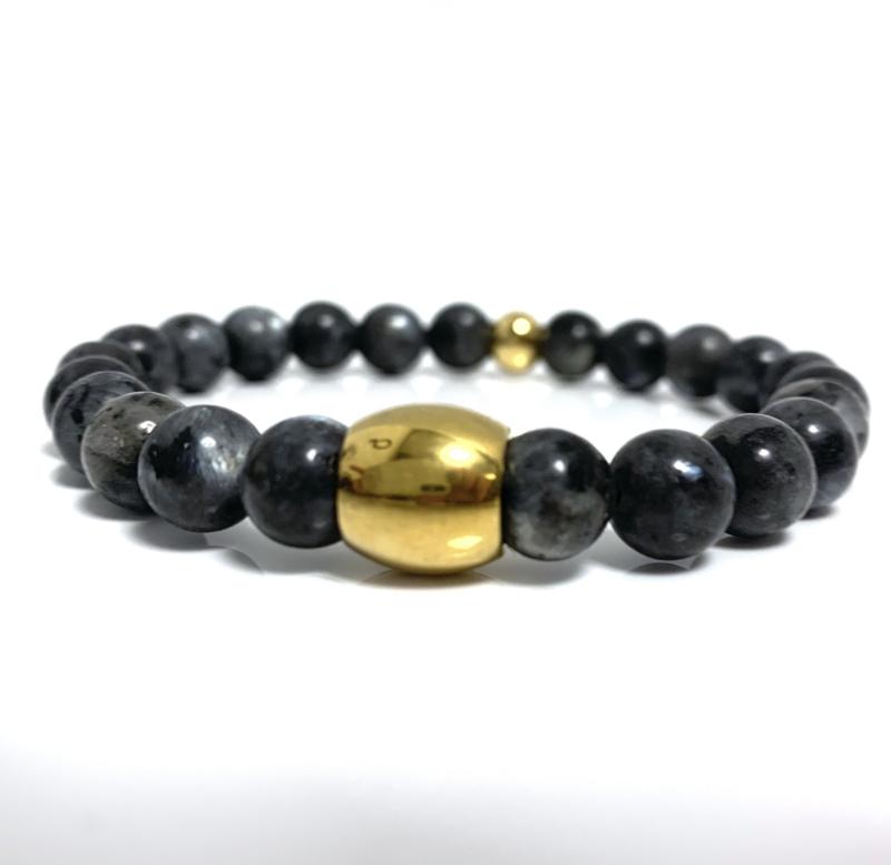 Oro Grey marble goud (3 varianten)