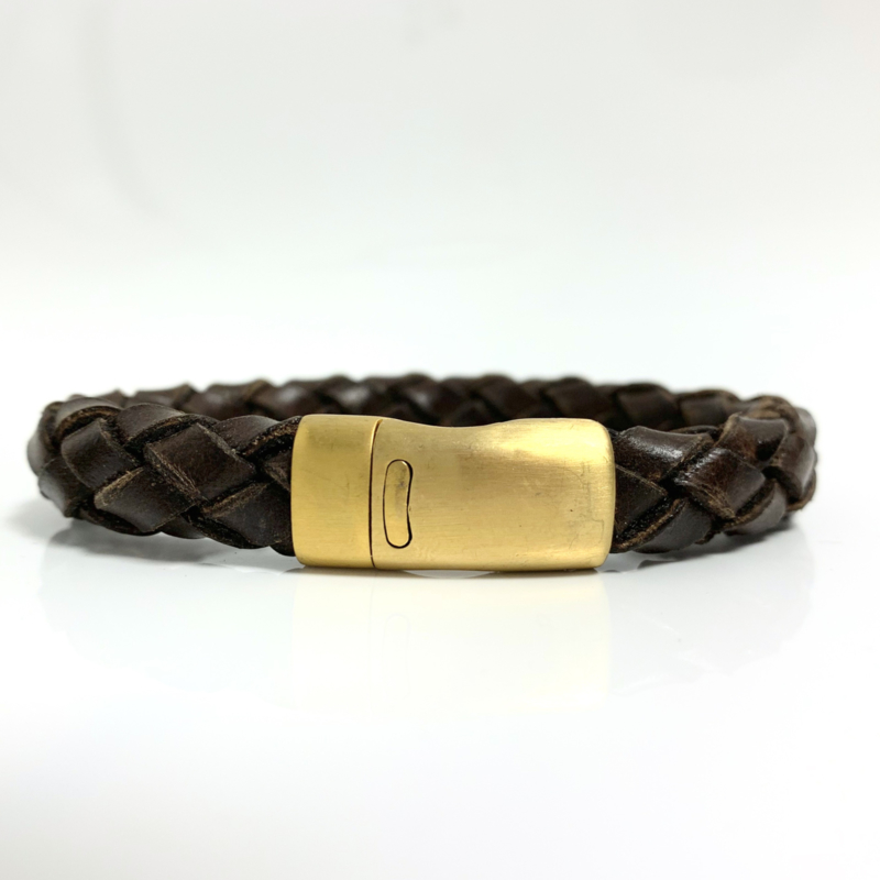 Lusso gold basic brown