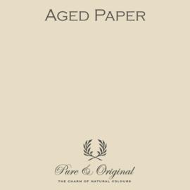 AGED PAPER - Pure & Original - Fresco - Kalkverf