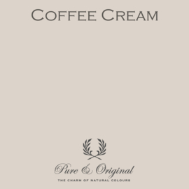 COFFEE CREAM - Pure & Original - Fresco - Kalkverf