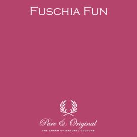 FUSCHIA FUN - Pure & Original - Fresco - Kalkverf
