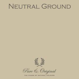 NEUTRAL GROUND - Pure & Original - Fresco - Kalkverf