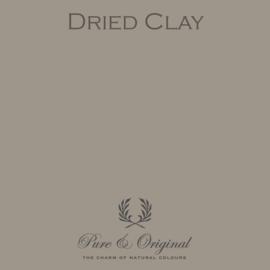DRIED CLAY - Pure & Original - Fresco - Kalkverf