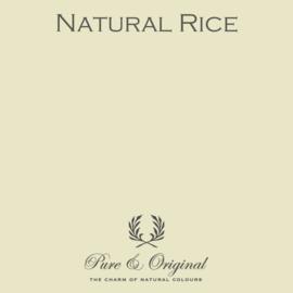 NATURAL RICE - Pure & Original - Fresco - Kalkverf