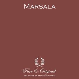 MARSALA - Pure & Original - Fresco - Kalkverf