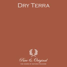 DRY TERRA - Pure & Original - Fresco - Kalkverf