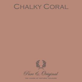 CHALKY CORAL - Pure & Original - Fresco - Kalkverf
