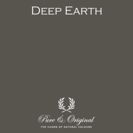 DEEP EARTH - Pure & Original - Fresco - Kalkverf
