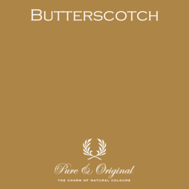 BUTTERSCOTCH - Pure & Original - Fresco - Kalkverf