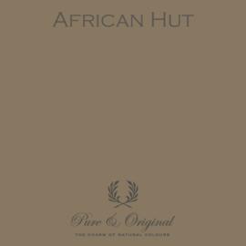 AFRICAN HUT - Pure & Original - Fresco - Kalkverf