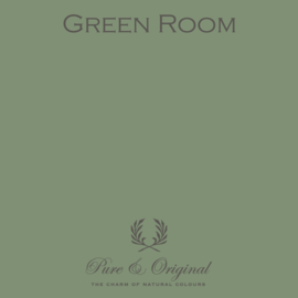 GREEN ROOM - Pure & Original - Fresco - Kalkverf