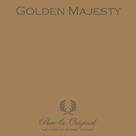 GOLDEN MAJESTY - Pure & Original - Fresco - Kalkverf