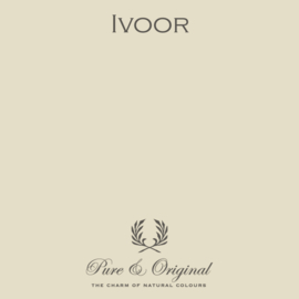IVOOR - Pure & Original - Fresco - Kalkverf