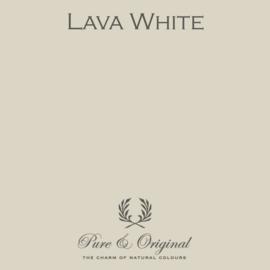 LAVA WHITE - Pure & Original - Fresco - Kalkverf