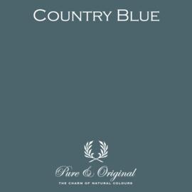 COUNTRY BLUE - Pure & Original - Fresco - Kalkverf