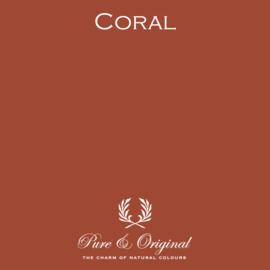 CORAL - Pure & Original - Fresco - Kalkverf
