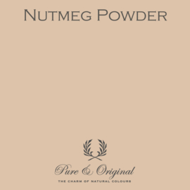 NUTMEG POWDER - Pure & Original - Fresco - Kalkverf