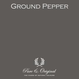 GROUND PEPPER - Pure & Original - Fresco - Kalkverf