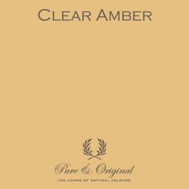 CLEAR AMBER - Pure & Original - Fresco - Kalkverf