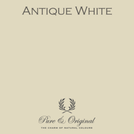 ANTIQUE WHITE - Pure & Original - LICETTO - Reinigbare matte muurverf