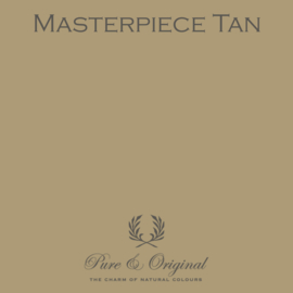 MASTERPIECE TAN - Pure & Original - Fresco - Kalkverf