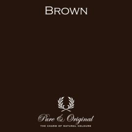 BROWN  - Pure & Original - Fresco - Kalkverf