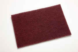 Handpads -  CLEAN & FINISH MEDIUM 158X224M 10 STUKS