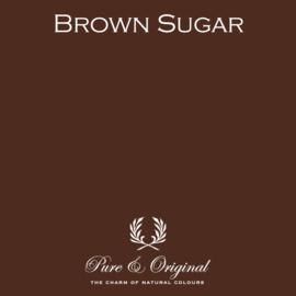 BROWN SUGAR - Pure & Original - Fresco - Kalkverf
