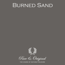 BURNED SAND - Pure & Original - Fresco - Kalkverf