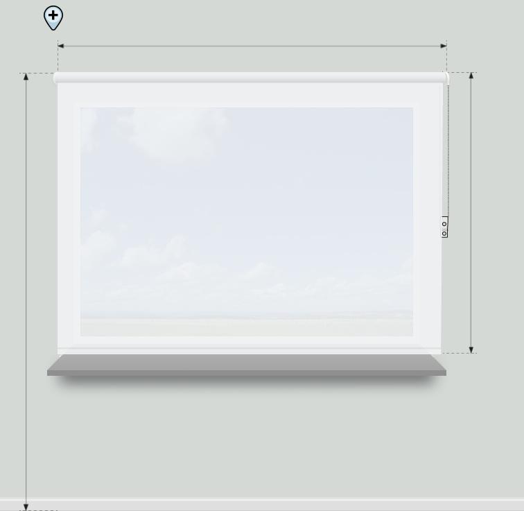 Neutrale kleuren - breedte  121 - 140 cm