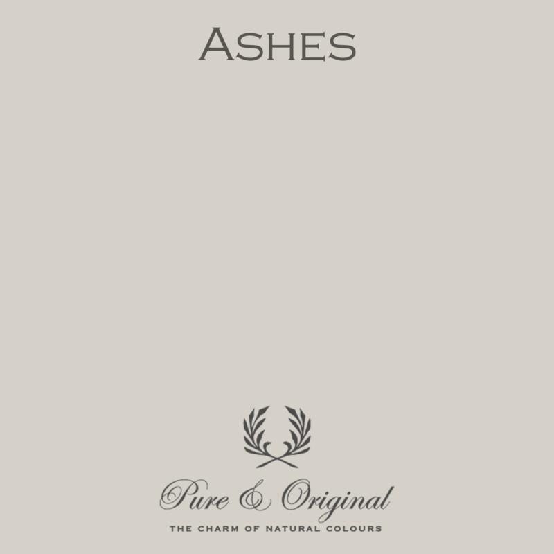 ASHES - Pure & Original - LICETTO - Reinigbare matte muurverf