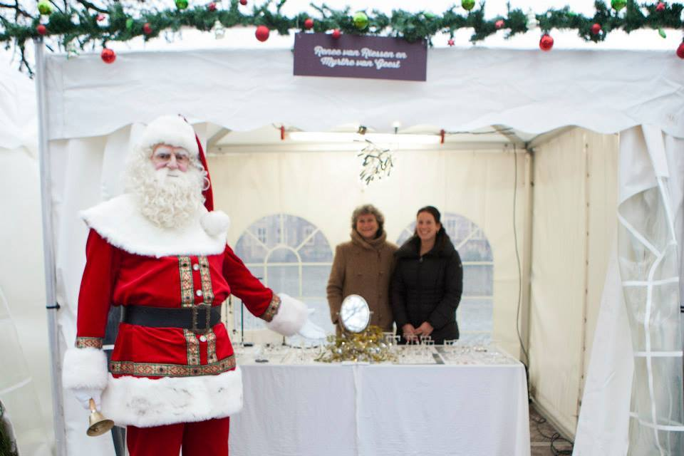 Kerstmarkt 'Royal Christmas Fair' te Rijswijk