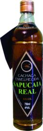 Sapucaia Real - cachaça 18 yo -oak