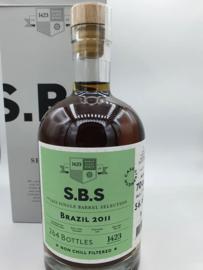 SBS Brazil 2011/2020 single cask rum