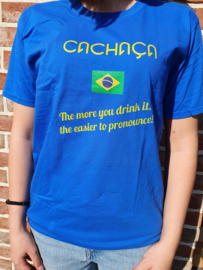 T-shirt cachaça size M