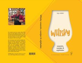 Boek Whisky - waanzin, weetjes & wijsheden