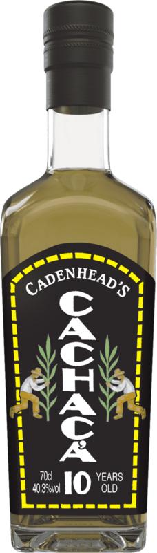 Cadenhead's Cachaça 10 yo (Sapucaia)