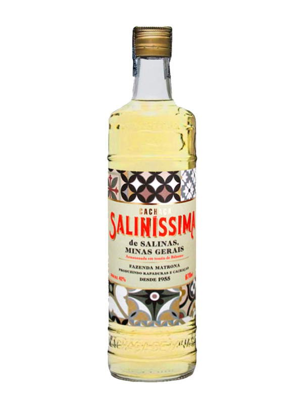 Salinissima cachaça box of 6